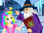 play Princess Juliet Frozen Castle Escape
