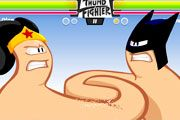 Thumb Fighter game