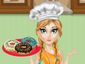 play Anna Cooking Donuts