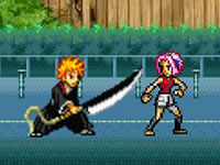 Play Bleach Vs Naruto V2.4 Game