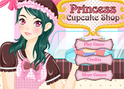 play Princess Cupcake Shop