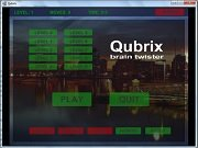 play Qubrix Brain Twister