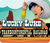 play Lucky Luke: Transcontinental Railroad