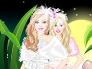 play Barbie Fairytale Bride