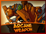 play Arcane Weapon