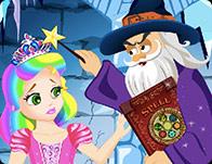 play Princess Juliet Castle Escape 3 Frozen Castle