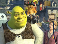 play Shrek Forever After - Similarities