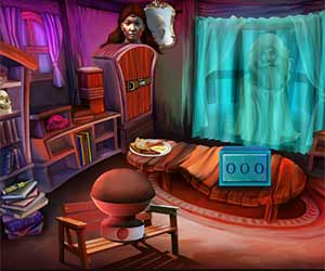 play Escape From Haunted House