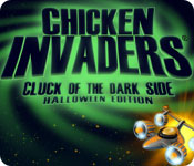 play Chicken Invaders 5: Halloween Edition