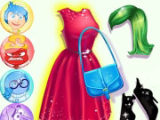 play Barbie'S Inside Out Costumes