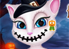 Talking Angela Hall game