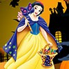 play Snow White Halloween Pumpkin‏