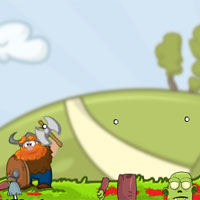 play Vikings Vs Zombies