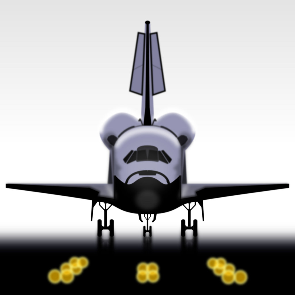 land the space shuttle simulator - photo #27