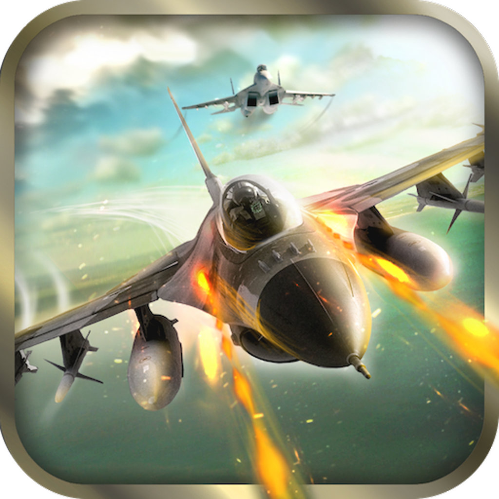 play F16 Vs F18 Air Fighter Attack 3D
