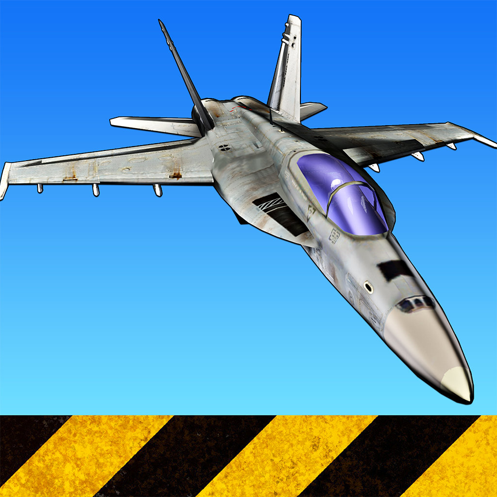 play F18 Carrier Landing Lite