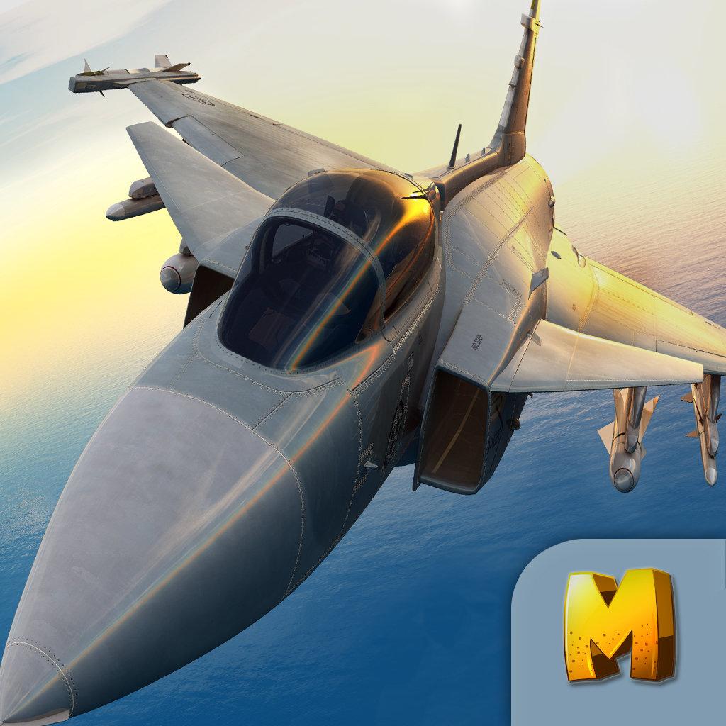 simulator jet