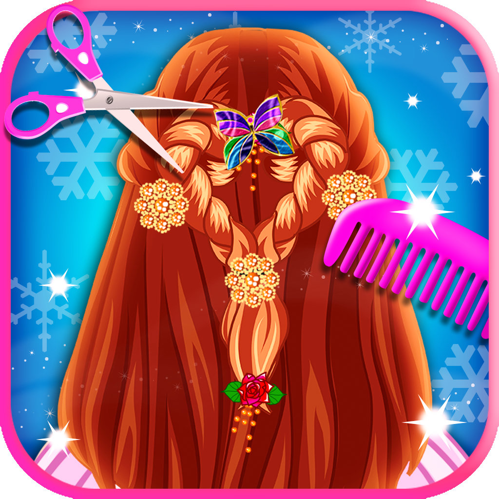 Hair shop games online free