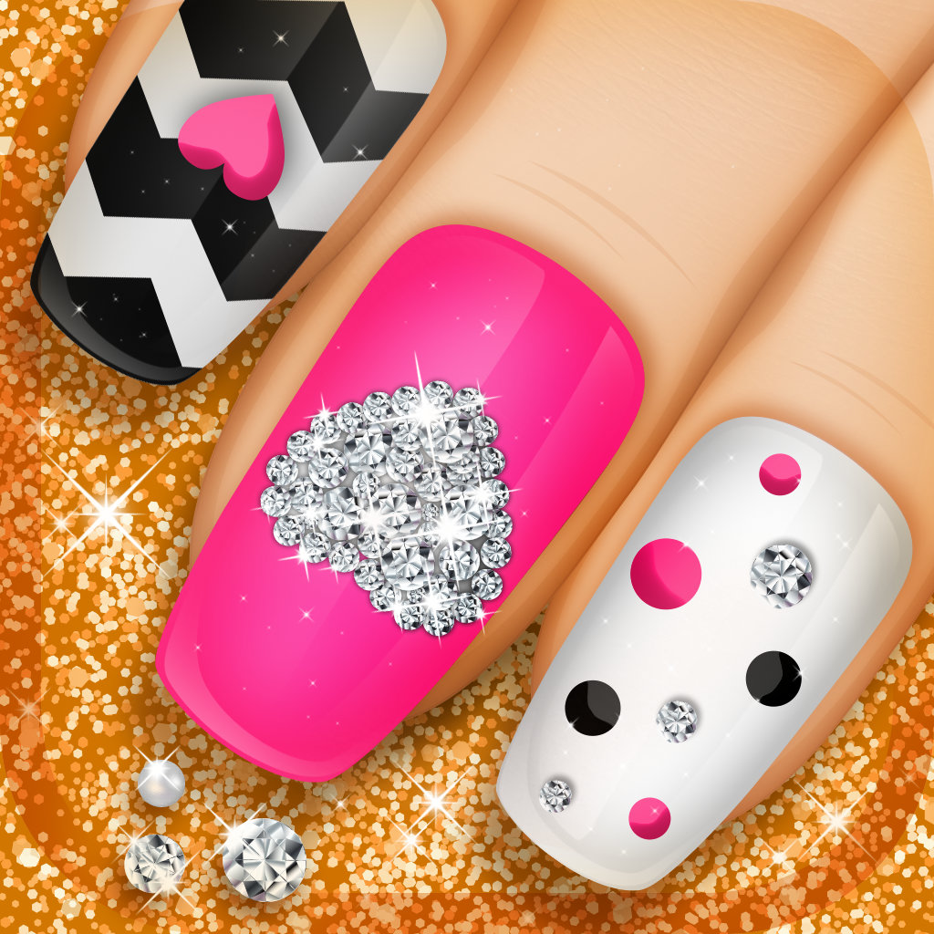 Nail Art Ideas Play Online Nail Art Games Pictures Of Nail Art