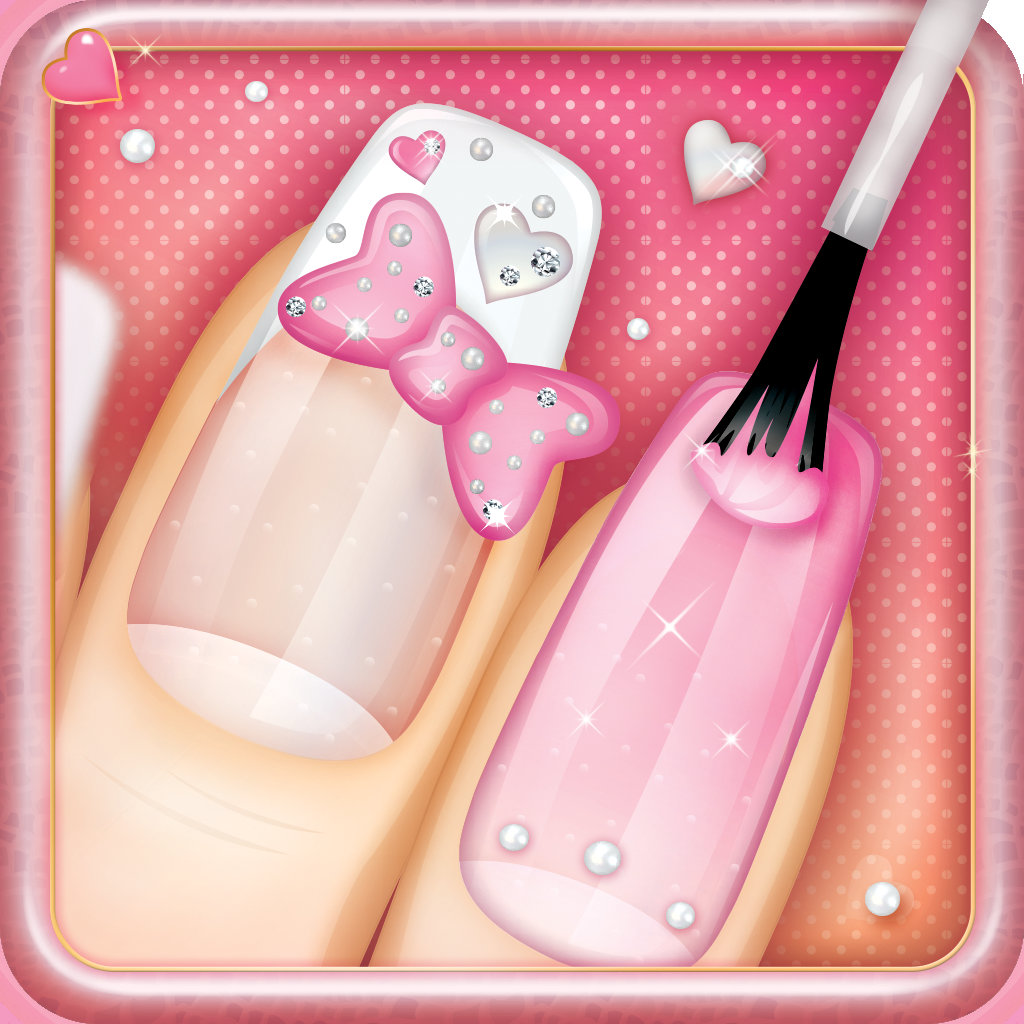 Barbie nail salon other cooking games games for A nail salon game