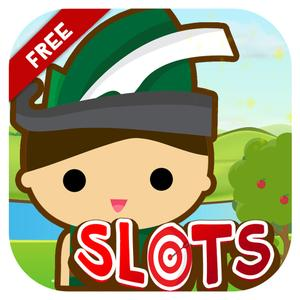 play Aaa Cute Robin Hood The Legend Of Heroic Outlaw Slots Free