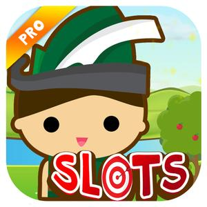 play Aaa Cute Robin Hood The Legend Of Heroic Outlaw Slots Pro