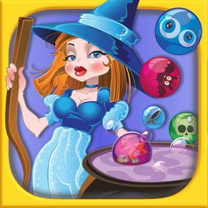 play Aaa Magic Bubble Connect Puzzle Adventure