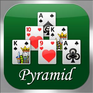play Aaa Pyramid Solitaire