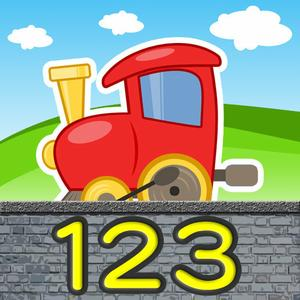play Aaboard The Number 123 Train