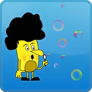 play Baby Bubble Blower - Kids Fun Game To Make Soap Bubbles And Count Popper