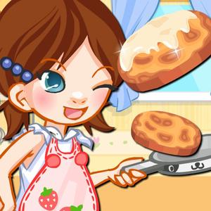 play Baby Chef : French Toast With Cheese