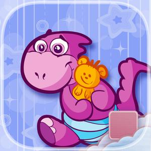 play Baby Dinos Daycare - Pro - Slide Rows And Match Baby Dinos Super Puzzle Game