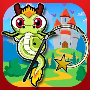 play Baby Dragon'S Flight : The Sorcerer'S Magic Wand - Free Edition