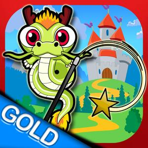 play Baby Dragon'S Flight : The Sorcerer'S Magic Wand - Gold Edition