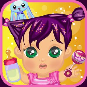 play Baby Dress Up Game For Girls - Beauty Salon Fashion And Style Makeover Pro