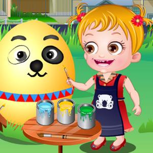play Baby Easter Day Fun : Paint & Dress Up & Pet Makeover