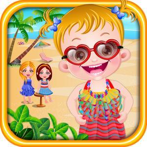 play Baby Hazel Beach Party