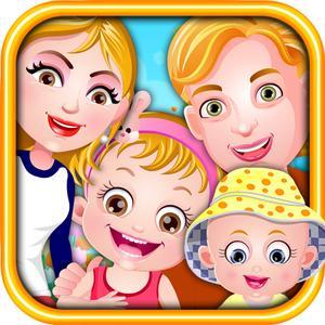 play Baby Hazel Family Picnic