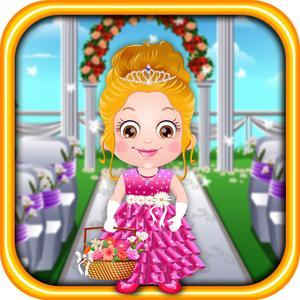 play Baby Hazel Flower Girl For Kids