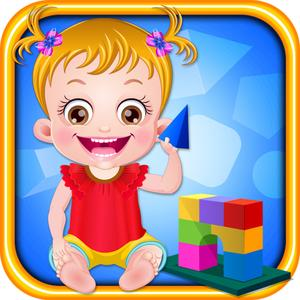 play Baby Hazel Learn Shapes