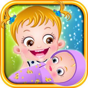 play Baby Hazel Newborn Vaccination
