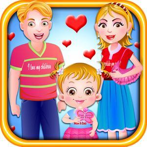 play Baby Hazel Valentine Day