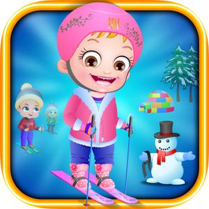 play Baby Hazel Winter Fun By Babyhazel
