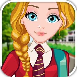 play Back To School - Dress Up
