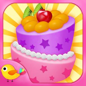 play Cake Maker Salon
