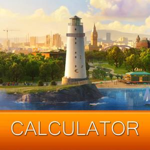 play Calculator For Simcity Buildit