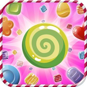 play Candy Dash Deluxe Hd-The Best Match 3 Candy Puzzle Game For Kids And Girls