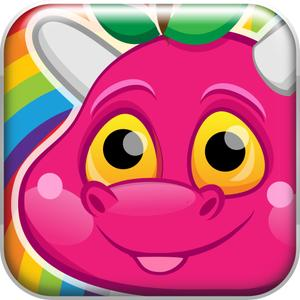 play Candy Dragons - The Candyland Color Dragons Adventures - Free