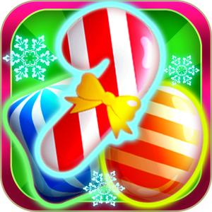 play Candy Christmas 2015 - Xmas Soda Candies Match 3 Puzzle For Children Hd Free
