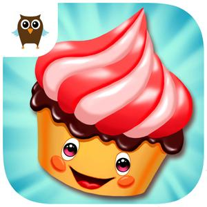 play Candy Planet Chocolate Factory And Cupcake Bakery Chef - Kids Game